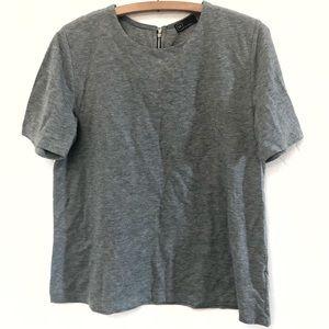 GAP Short Sleeve Blouse Women's Large